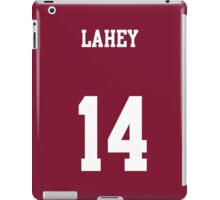 LAHEY - 14 iPad Case/Skin