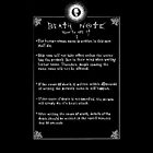 Death Note Rules by Namueh