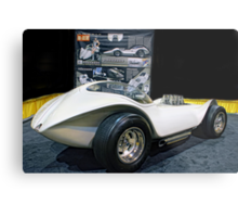 M A N T A R A Y - Dean Jeffries' immaculately restored Mantaray show car. Metal Print