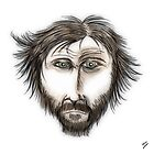 Hairy Face by Grant Wilson