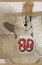 Mr Grung E. Bunny by Denise Abé