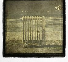 Old Radiator by Denise Abé