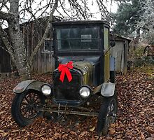 1926 Model T Ford Truck by Charles & Patricia   Harkins ~ Picture Oregon