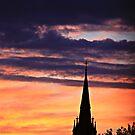 """Sunset On St. Nicks"" by Gail Jones"