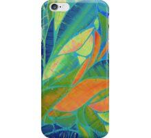 tropical bloom iPhone Case/Skin