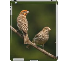 MR. & MRS. iPad Case/Skin