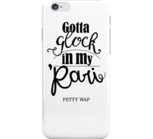 Glock in my Rari iPhone Case/Skin