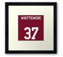WHITTEMORE - 37 Framed Print