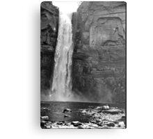 Ithaca Waterfall Metal Print