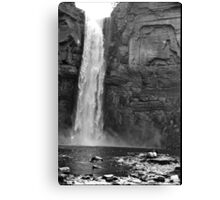 Ithaca Waterfall Canvas Print