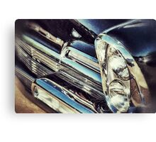 """My pappy said, """"Son, you're gonna' drive me to drinkin' If you don't stop drivin' that Hot Rod Lincoln""""  Canvas Print"""