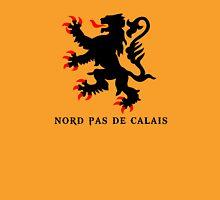 lion nord pas de calais scotland chti Ch'ti Unisex T-Shirt