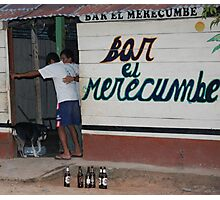 Ciudad borracho Photographic Print