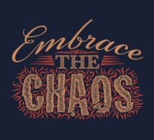 Embrace the Chaos Kids Clothes