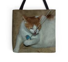 Science Experiment Tote Bag