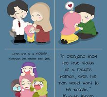 Women in Islam by SpreadSaIam