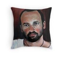 Study for Ruben Throw Pillow