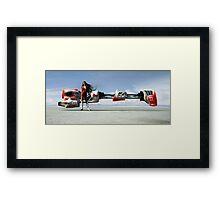 Bonneville I Framed Print
