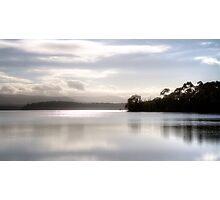 Yan Yean Reservoir Photographic Print