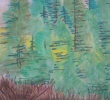 forest by patiEJCZ