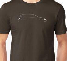 EF Brushstroke Design Unisex T-Shirt