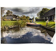 ♥♥ Giethoorn ♥♥ The Venice of Holland Poster