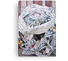 After Sir Francis Bacon (3 of 3) Canvas Print