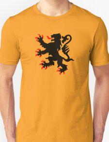 lion nord pas de calais scotland chti Ch'ti T-Shirt