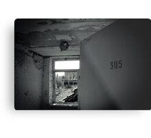 305 Metal Print