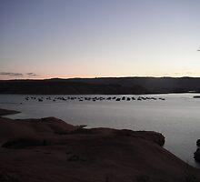 Lake Powell Sunset by sopranozone