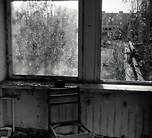 A Seat by the Window by Richard Pitman