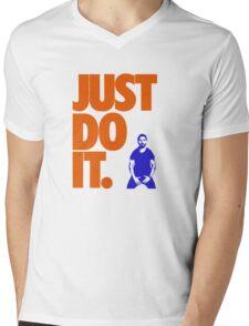 Just Do It - Shia Labeouf Mens V-Neck T-Shirt