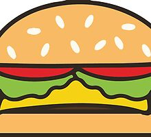 Cheeseburger by ericbracewell