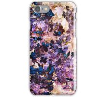Floral Abstract iPhone Case iPhone Case/Skin