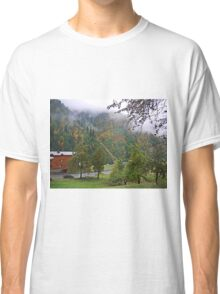 Turkey, Trabzon Province, a water stream Classic T-Shirt