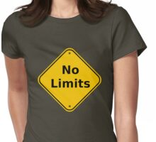 No Limits Womens Fitted T-Shirt