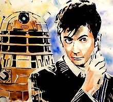 The 10th Doctor by Luke Tomlinson