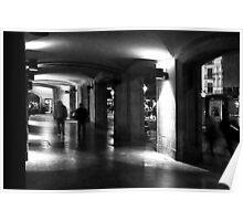 Arcade Barcelona. Poster