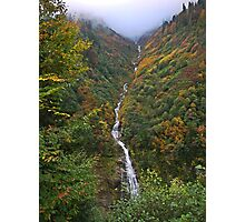 Turkey, Trabzon Province, a water stream Photographic Print