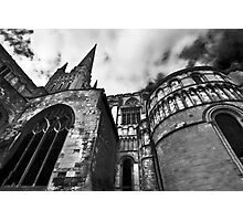 Imposing Cathedral Photographic Print