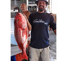Redsnapper - Huachinango Photographic Print