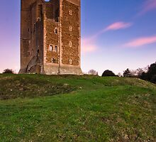 Orford Castle, Suffolk by Thomas Harvey