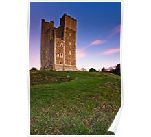 Orford Castle, Suffolk Poster
