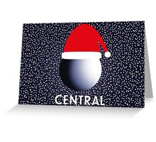 Christmas Central Greeting Card