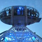 London Eye pod by impossiblesong