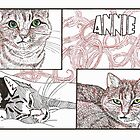 Annie by Sally O&#x27;Dell