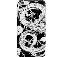 Dragon Ball - Shenron 7 Dragon Balls iPhone Case/Skin