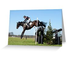Grantham Cup 2012 Greeting Card