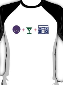 Pre-party Formula in Color! T-Shirt