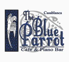 The Blue Parrot by G. Patrick Colvin